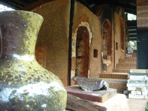 華陶窯。登窯