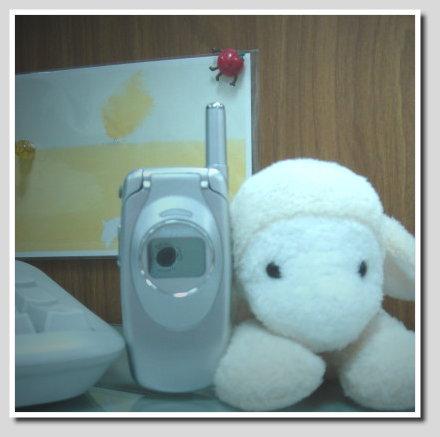 手機與鏡頭