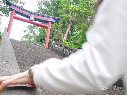 員山公園-忠烈祠