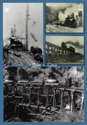 旅程隨處可見的老照片-翻拍-材運作業