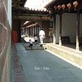 龍山寺-側廊