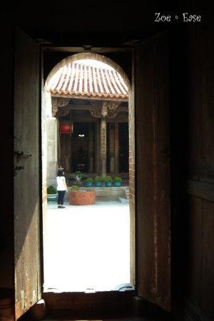 龍山寺-穿廊