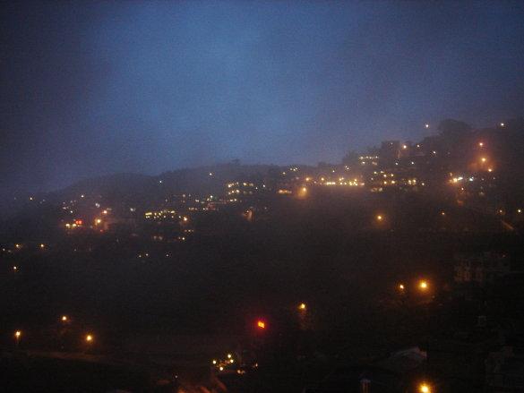 九份-因為迷路,回頭看見山城燈火