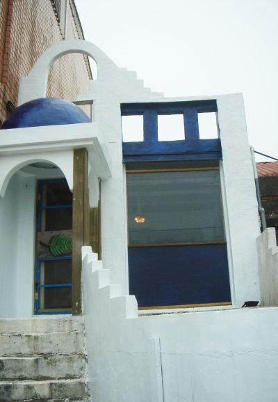 小寬寓-藍&白