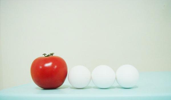 蕃茄&雞蛋3兄弟的故事