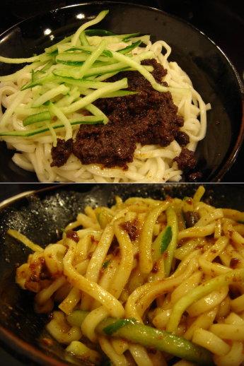風味酢醬麵