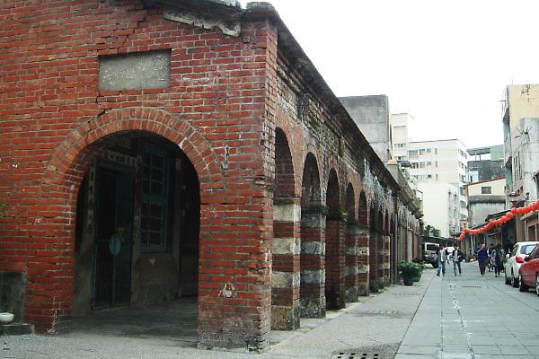 頭城老街。
