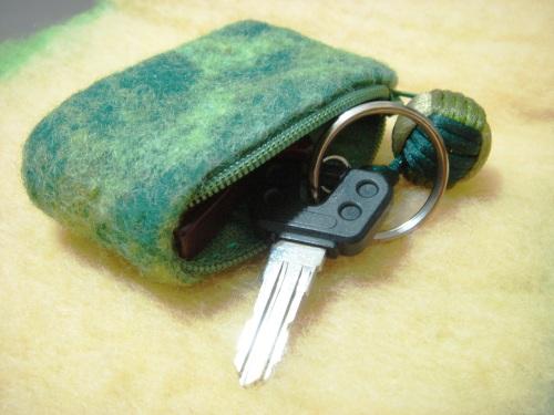 《袋物。迷》鑰匙