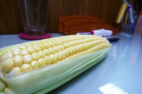 Jan. 17 金黃玉米