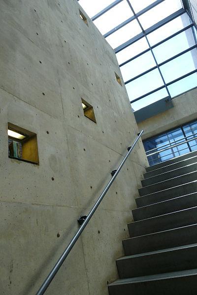 陶博館。梯