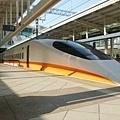 高雄。輕旅行|高鐵列車