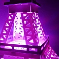Feb. 20|巴黎鐵塔。鋼硬變柔美
