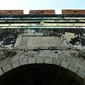 高雄。輕旅行|舊城。拱辰門
