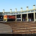 Feb. 07|扇形車庫。火車頭
