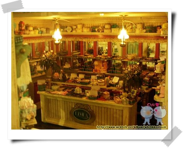 巧克力專賣店