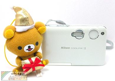 愛機Nikon S3