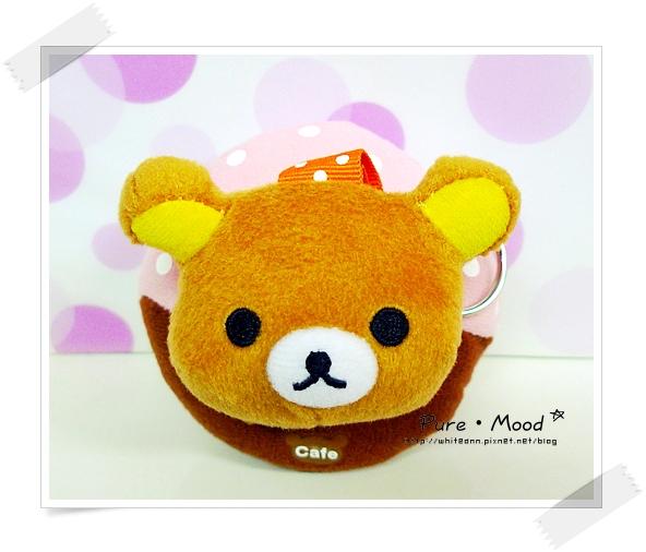 甜甜圈懶懶熊