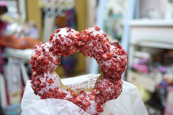 雙層草莓波堤