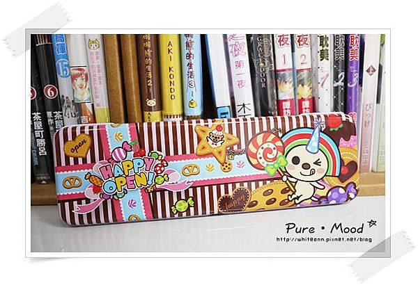 【小七】OPEN!糖果鐵筆盒