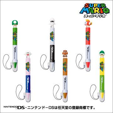 NDS-瑪莉歐2代觸控筆
