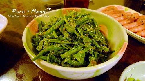 花生醬拌龍鬚菜