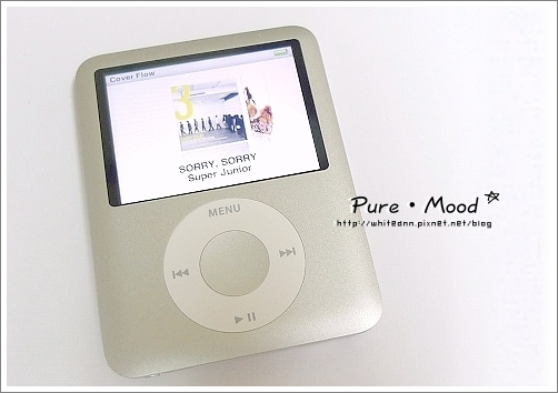 iPod nano 4G*小銀