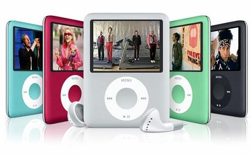 iPod nano 3代