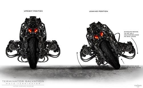 機車終結者Moto-Terminator