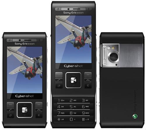 安原本想買的~Sony Ericsson C905