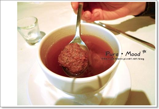 法式洋蔥牛肉丸湯,超好喝!!