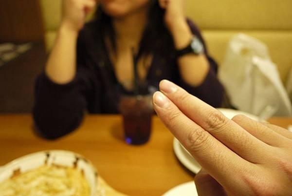 少女的手指XD
