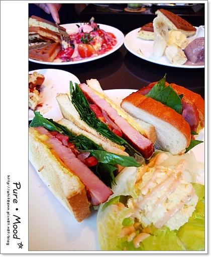 BBQ豬排三明治