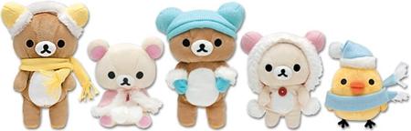 冬季戀歌(?!)懶熊XD
