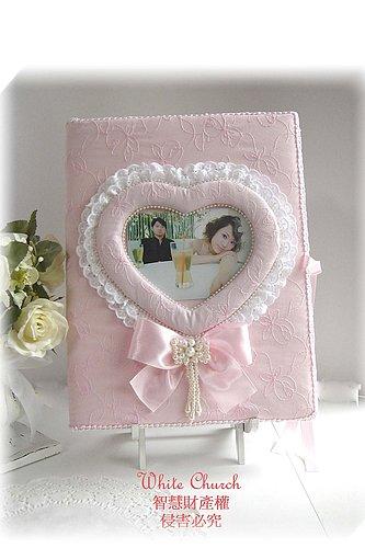 春夏新款(Sweet Heart)西式結婚證書夾.3/10新發售