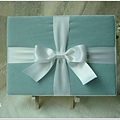 白色禮堂~~2009/10/02上市~Tiffany限量手工簽名冊