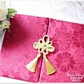 白色禮堂~99/3/1(百年好合)手作結婚證明書夾