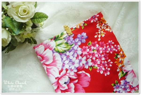 白色禮堂~99/2/23花之圓舞曲~手工簽名冊  (收藏袋)