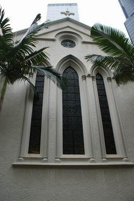 聖約翰大教堂外牆