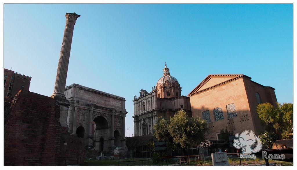 4. 古羅馬市場Foro Romano11.jpg