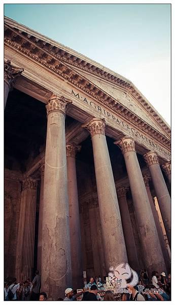 Italy 羅馬 萬神殿
