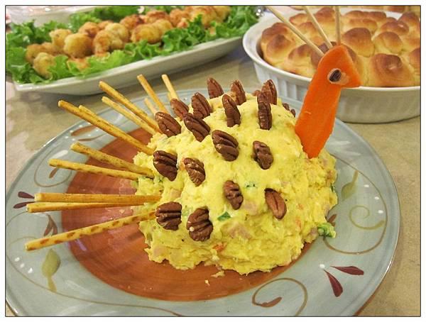 2014感恩節火雞大餐