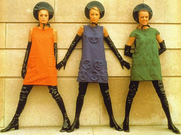 pierrecardin1968minidresses