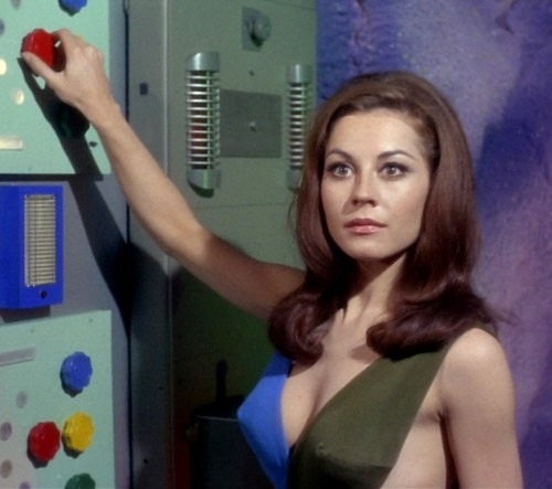 Sherry Jackson - Star Trek.5-1