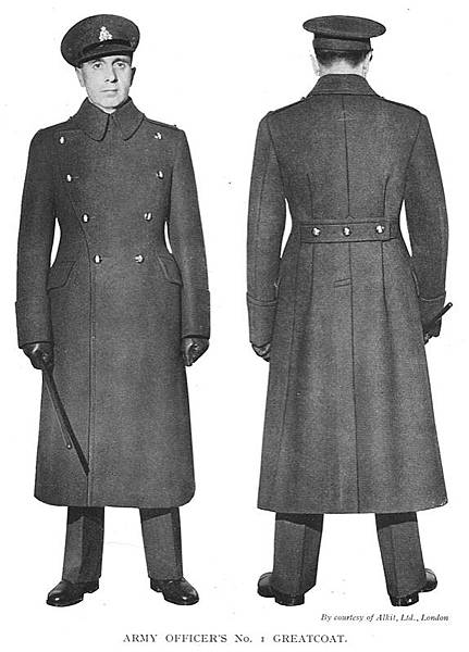 ARMY No1 Greatcoat photo