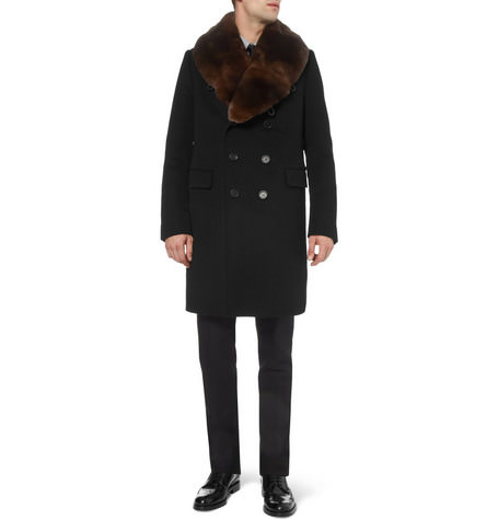 BURBERRY-PRORSUM-Rex-RABBIT-COLLAR-SHEARLING-LINED-WOOL-BLEND-COAT-
