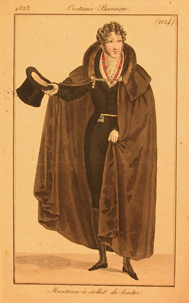 Fashion_Plate_Manteau_1823