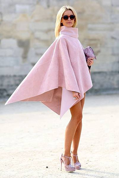 gorgeous-pink-cape-coat