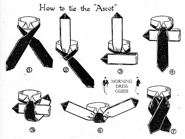 How-to-Tie-An-Ascot