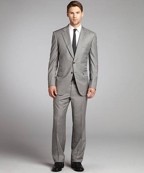 854-Brioni-men-s-grey-wool-Chigi-2-button-suit-with-flat-front-pants-1
