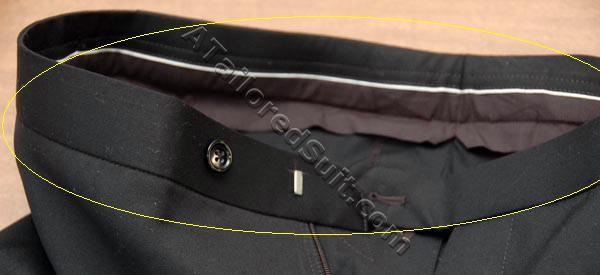 trouser-waistband